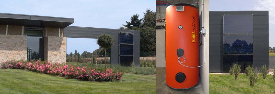 Installation d'un chauffe eau solaire à Ploërmel dans le Morbihan