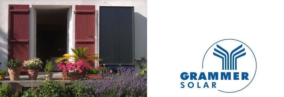 Energies Libres installe un capteur Grammer Solar à Noyal Muzillac