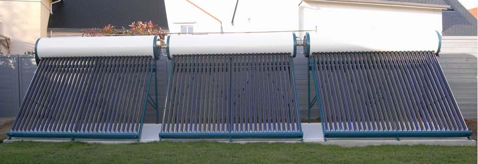 Chauffage solaire FENGTECH à Pornichet