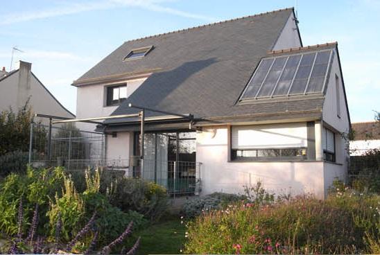 Rénovation d'un chauffe eau solaire à Arzon (56)