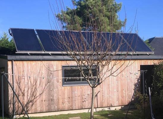 Chauffage solaire Solisart par Energies Libres
